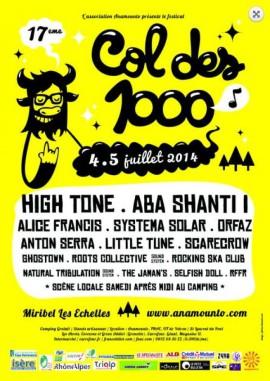 FESTIVAL COL DES 1000