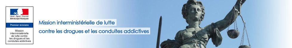 Mission Interministérielle de lutte contre les drogues et les conduites addictives
